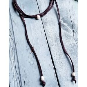 Jewelry - Freshwater Pearl Lariat Necklace